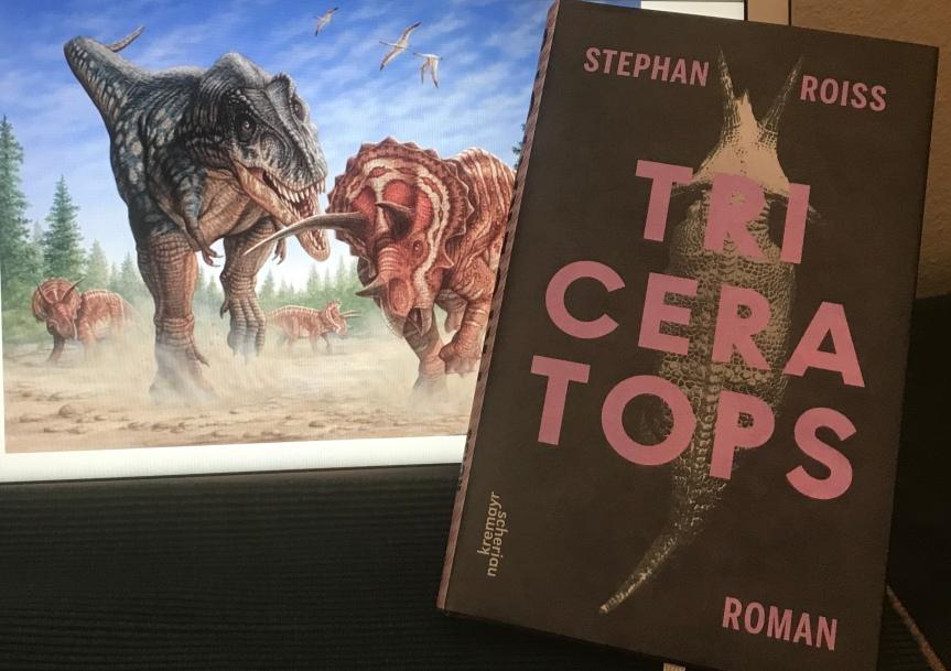Menschen und Monster: Stephan Roiss'Triceratops