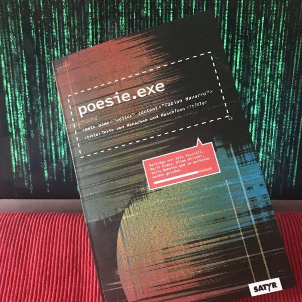 Ein literarischer Turing-Test: poesie.exe (Hrsg. v. FabianNavarro)