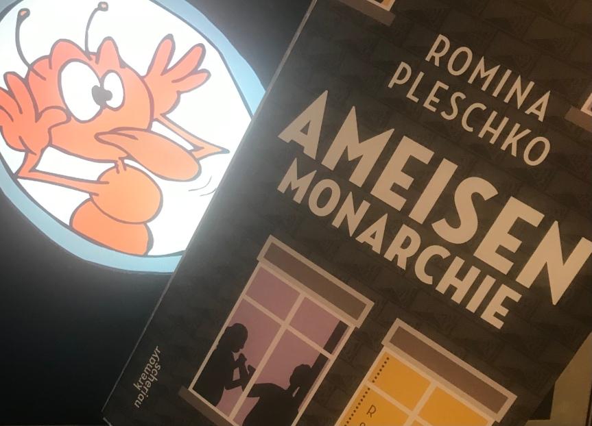 Großstädter sind auch nur Menschen: Romina Pleschkos Ameisenmonarchie