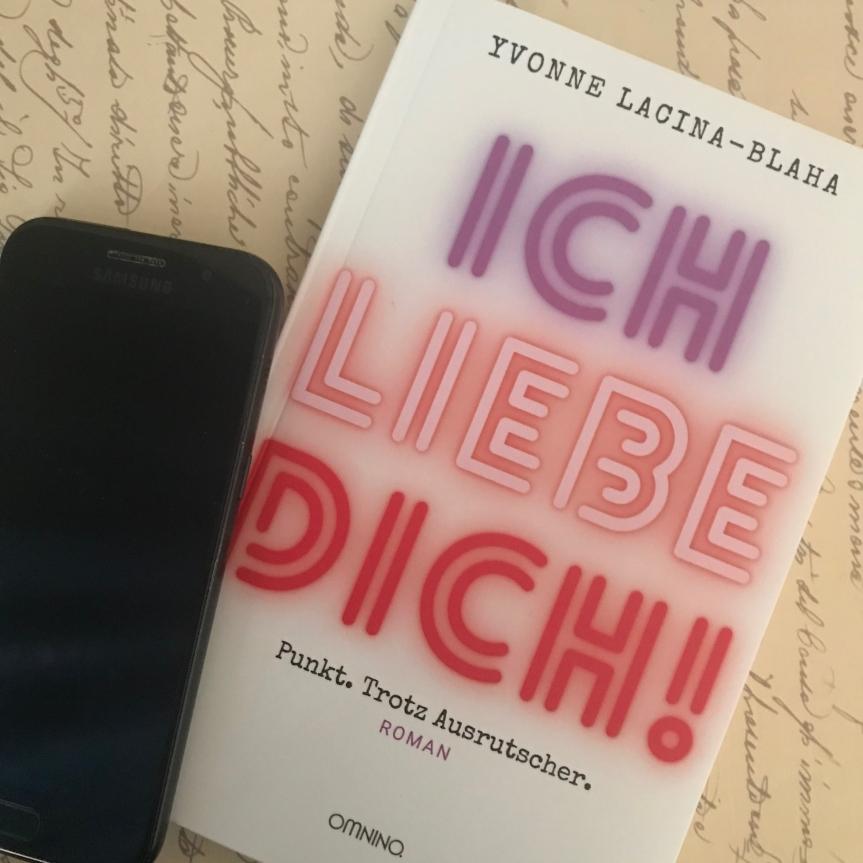 Beziehungskrise: Yvonne Lacina-Blahas Ich liebe dich. Punkt. TrotzAusrutscher
