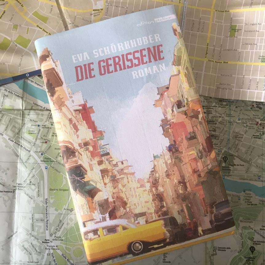 Das ganze Leben ist eine Reise: Eva Schörkhubers DieGerissene