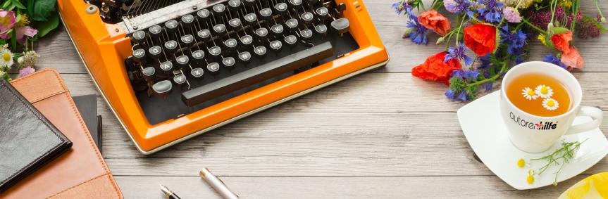 Autorenhilfe: Eine Anlaufstelle fürNeuautor*innen
