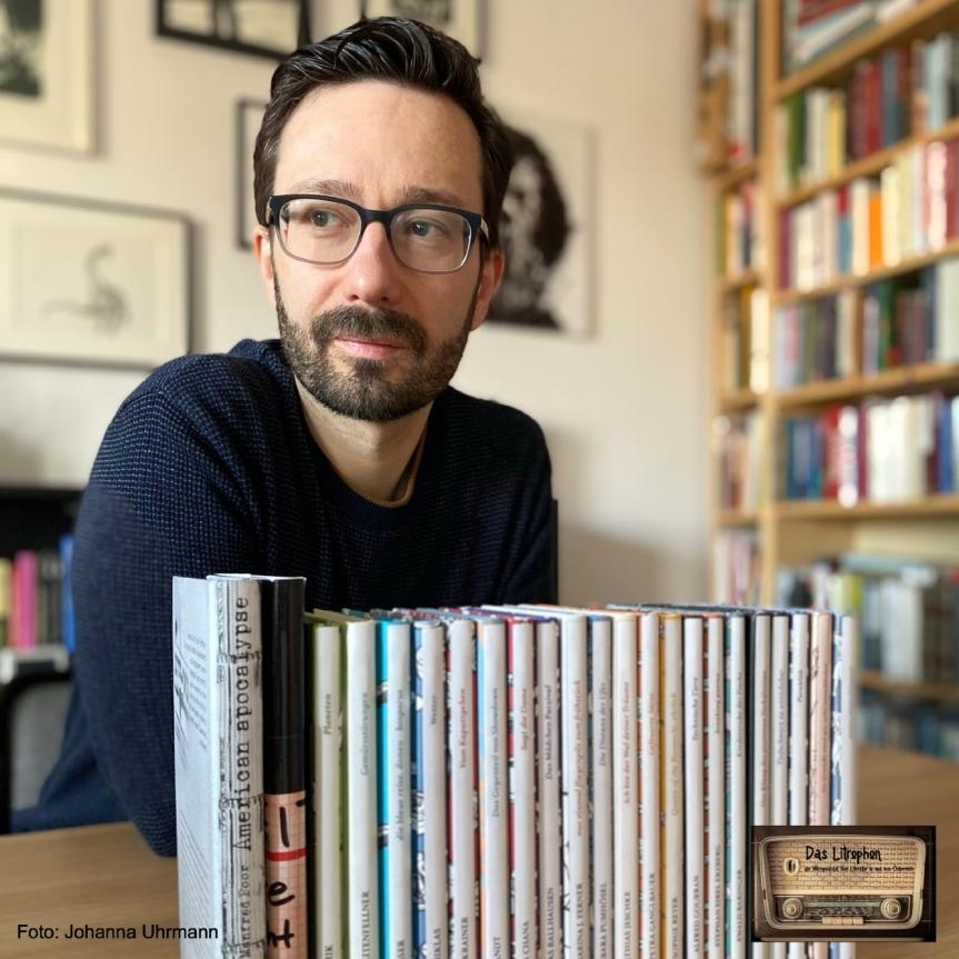 Lyrik ist ein breites Experimentierfeld: Im Gespräch mit ErwinUhrmann