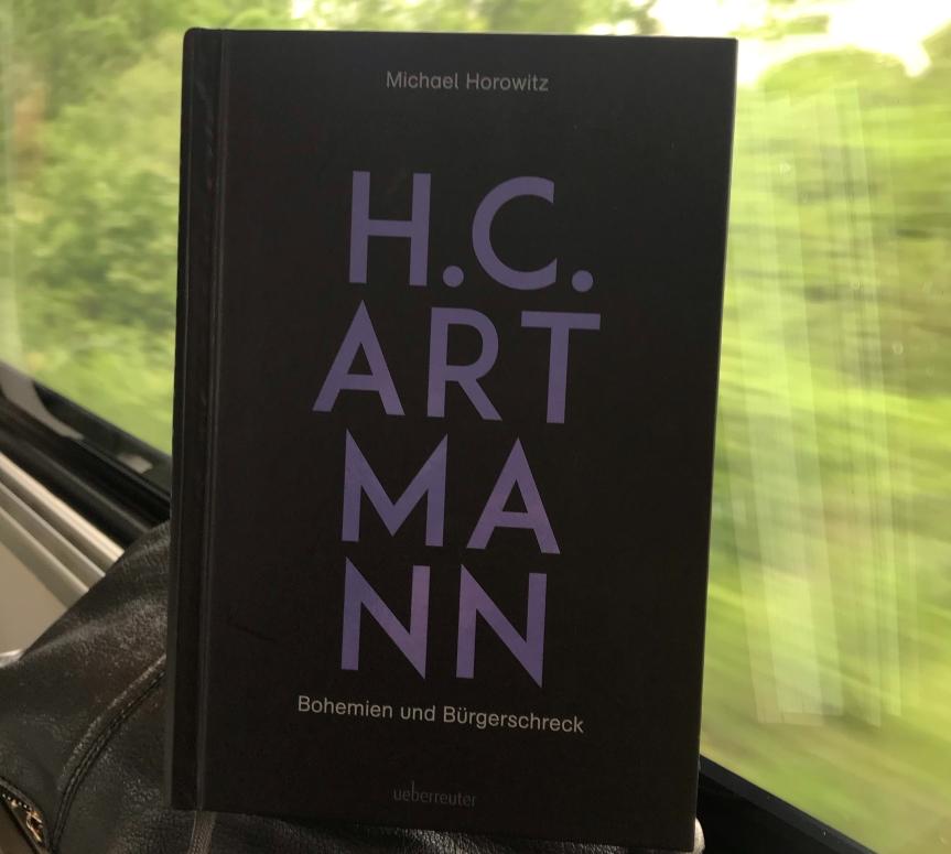 Erinnerungen an einen Bürgerschreck: Michael Horowitz'H.C.Artmann